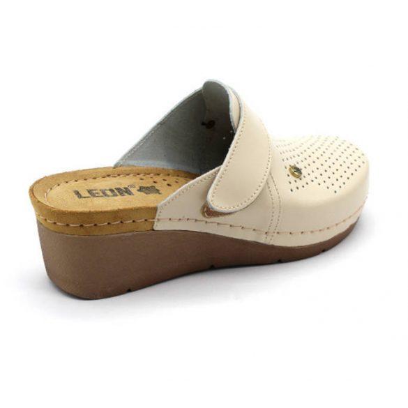 Leon Comfort női papucs 1001 Bezs Shoestyle webáruház