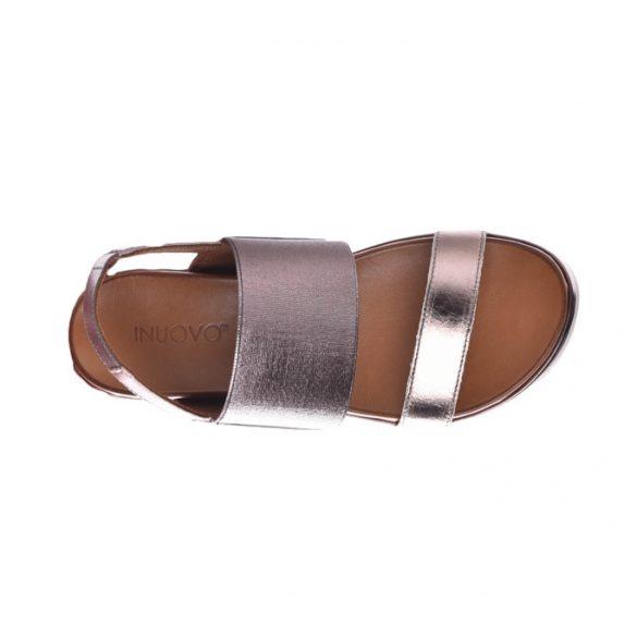 Inuovo női szandál - 110006 pewter
