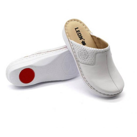 Leon Comfort női papucs - 360 Feher