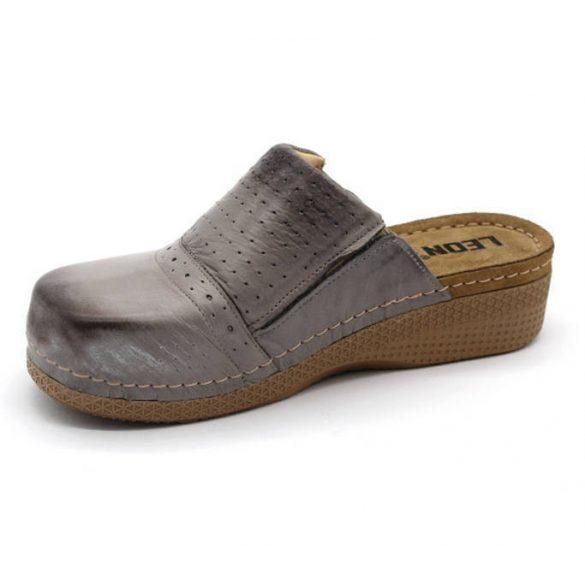 Leon Comfort női papucs - 400 Szurke