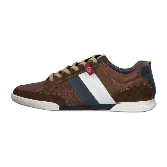 s.Oliver férfi cipő - 5-13619-24 312
