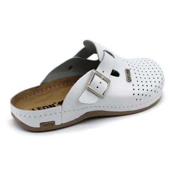 Leon Comfort férfi papucs - 700 Feher