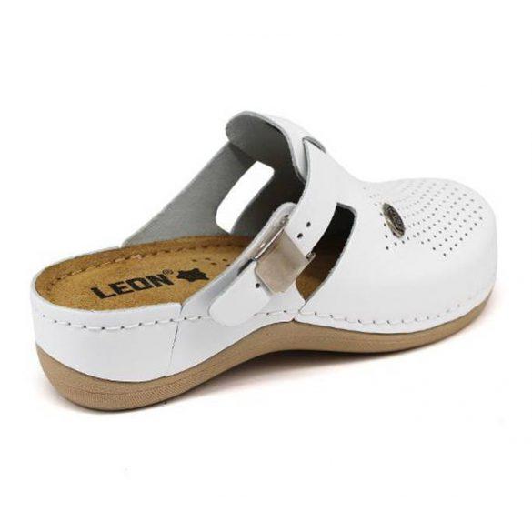 Leon Comfort női papucs - 900 Feher