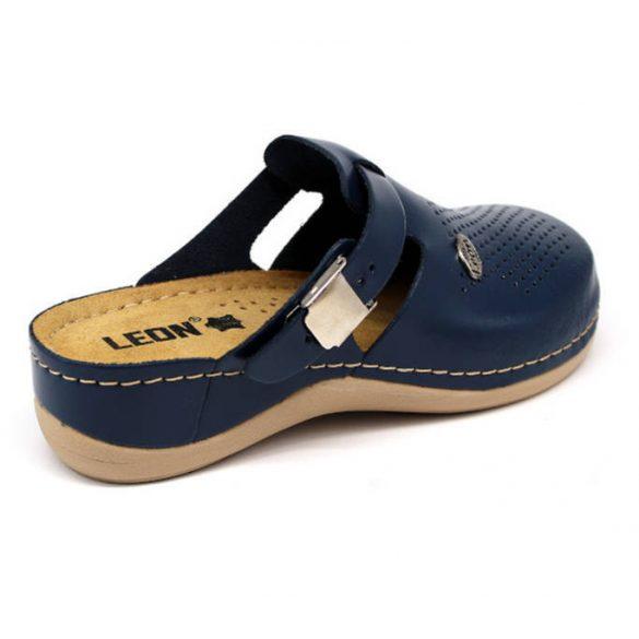 Leon Comfort női papucs - 900 Sotetkek