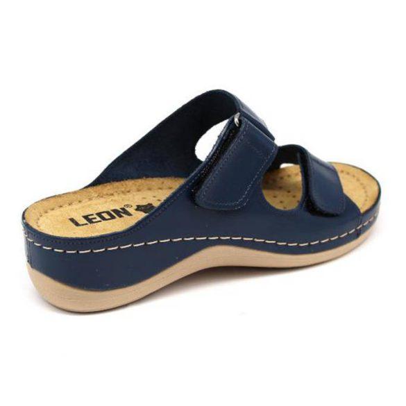 Leon Comfort női papucs - 905 s.kek
