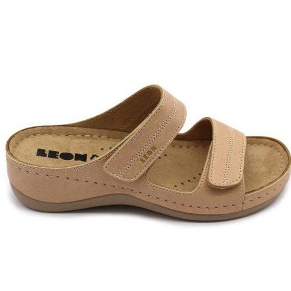 Leon Comfort női papucs - 907 Bezs