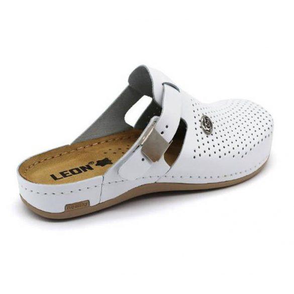 Leon Comfort női papucs - 950 White