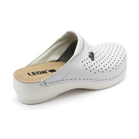 Leon Comfort női papucs - Pu100 Feher
