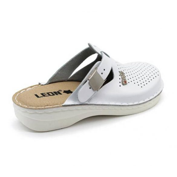 Leon Comfort női papucs - V260 Feher